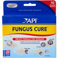 API Fungus Cure Anti-Fungal Fish Medication, 10-count