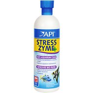 API Stress Zyme Freshwater & Saltwater Aquarium Water Cleaner, 16-oz bottle