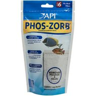 API Phos-Zorb Aquarium Canister Filter Filtration Pouch, Size 6