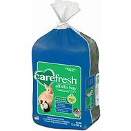 Carefresh Alfalfa Hay Small Animal Food, 32-oz bag