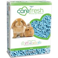 Carefresh Small Animal Bedding, Blue, 50-L