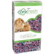 CareFresh Complete Small Animal Paper Bedding, Confetti, 10-L