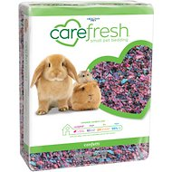 CareFresh Complete Small Animal Paper Bedding, Confetti, 50-L