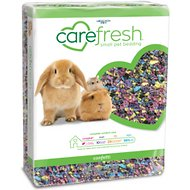 Carefresh Small Animal Bedding, Confetti, 50-L