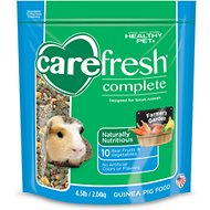Carefresh Complete Guinea Pig Food, 4.5-lb bag