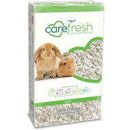 CareFresh Complete Small Animal Paper Bedding, White, 23-L