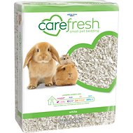 CareFresh Complete Small Animal Paper Bedding, White, 50-L
