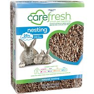 CareFresh Custom Guinea Pig & Rabbit Paper Bedding, Natural, 60-L