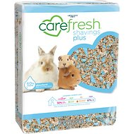 CareFresh Shavings Plus Small Animal Bedding, 69.4-L