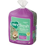 CareFresh Timothy Hay Small Animal Food, 64-oz bag