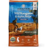 Addiction Grain-Free Wild Kangaroo & Apples Dry Dog Food, 4-lb bag