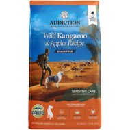 Addiction Grain-Free Wild Kangaroo & Apples Dry Dog Food, 20-lb bag