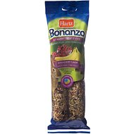 Hartz Bonanza Banana Berry Flavor Rabbit Treat Sticks, 4-count