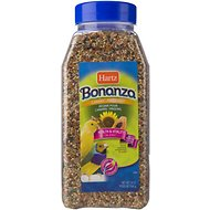 Hartz Bonanza Canary & Finch Food, 24-oz jar