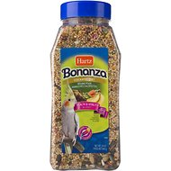 Hartz Bonanza Cockatiel Food, 24-oz jar