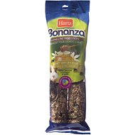 Hartz Bonanza Honey & Vanilla Flavor Guinea Pig Treat Sticks, 4 count