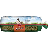 Kaytee Alfalfa Mini Bale Small Animal Treat, 24-oz bag