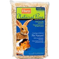 Hartz Natural Pine Small Animal Bedding & Litter, 11.5-liter