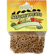 Peter's Apple Pellets Small Animal Nature Treats, 4-oz bag