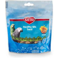 Kaytee Forti-Diet Pro Health Healthy Bits Parrot Bird Treats, 4.5-oz bag