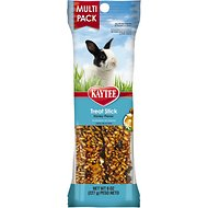 Kaytee Forti-Diet Pro Health Honey Rabbit Treat Sticks, 8-oz