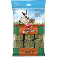 Kaytee Alfalfa Cubes Small Animal Food, 15-oz bag
