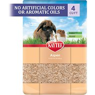 Kaytee Aspen Small Animal Bedding, 113-L