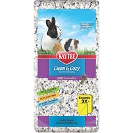 Kaytee Clean & Cozy Scented Small Animal Bedding, Lavender, 24.6-L