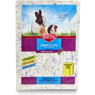 Kaytee Clean & Cozy Scented Small Animal Bedding, Lavender