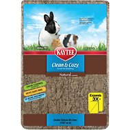 Kaytee Clean & Cozy Natural Small Animal Bedding, 72-L