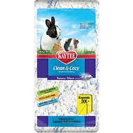 Kaytee Clean & Cozy Scented Small Animal Bedding, Summer Storm, 27.9-L