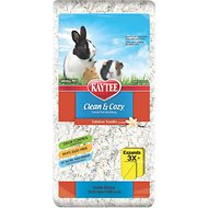 Kaytee Clean & Cozy Scented Small Animal Bedding, Tahitian Vanilla, 24.6-L