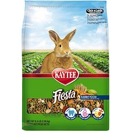 Kaytee Fiesta Gourmet Variety Diet Rabbit Food, 6.5-lb bag