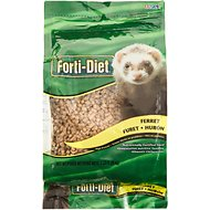 Kaytee Forti-Diet Ferret Food, 3-lb bag