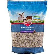 Kaytee Soft Granule Blend Lavender Scented Small Animal Bedding, 27.5-L