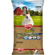 Kaytee Timothy Complete Alfalfa Free Fiber Diet Rabbit Food, 9.5-lb bag