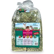 Kaytee Timothy Hay Plus Variety Pack Small Animal Food, 50-oz bag