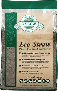 Oxbow Bene Terra Eco Straw Pelleted Wheat Straw Small Animal Litter