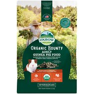 Oxbow Organic Adult Guinea Pig Food, 3-lb bag