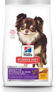 Hill's Science Diet Sensitive Skin and Stomach Dry Dog Food