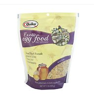 Quiko Exotic Egg Food Supplement for Finches, 1.1-lb bag