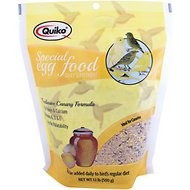 Quiko Special Egg Food Supplement for Canaries, 1.1-lb bag