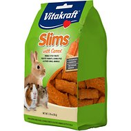 Vitakraft Slims with Carrot Rabbit Treats