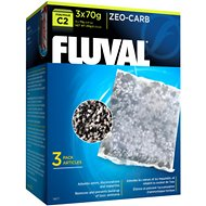 Fluval C2 Zeo-Carb Filter Media, 3 count