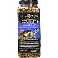Zoo Med Gourmet Aquatic Turtle Food, 11-oz jar