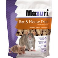 Mazuri Rat & Mouse Food, 2-lb bag