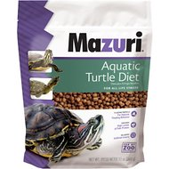 Mazuri Aquatic Turtle Food, 12-oz bag