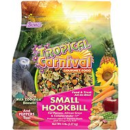 Brown's Tropical Carnival Gourmet Small Hookbill Food