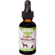 Animal Essentials Super Immune Support Dog & Cat Supplement, 1-oz bottle