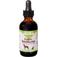 Animal Essentials Super Immune Support Dog & Cat Supplement, 2-oz bottle
